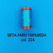 SETA FARO 100%SEDA col.224