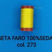 SETA FARO 100%SEDA col.273