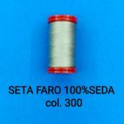 SETA FARO 100%SEDA col.300