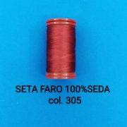 SETA FARO 100%SEDA col.305