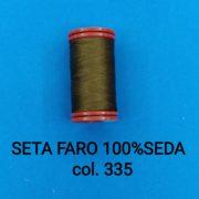 SETA FARO 100%SEDA col.335