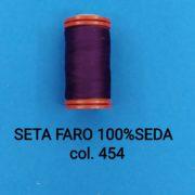 SETA FARO 100%SEDA col.454