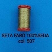 SETA FARO 100%SEDA col.507