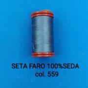 SETA FARO 100%SEDA col.559