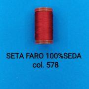 SETA FARO 100%SEDA col.578